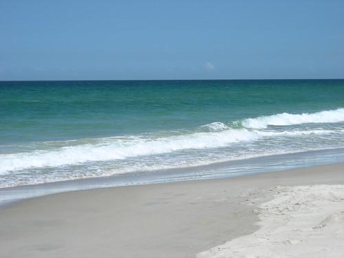 Playalinda Beach at the MINWR / Titusville, FL