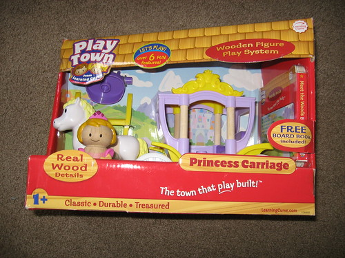 Play Town Princess Carriage