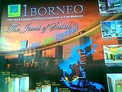 1 Borneo KK, Sabah