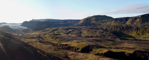 Syðri-Emstruá canyon