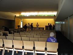 Inside sanctuary UU Fellowship Lawrence KS