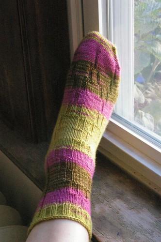 Ty-Dy sock #1