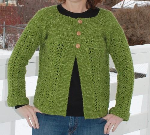 Moda Dea Silk n Wool in wasabi #4232