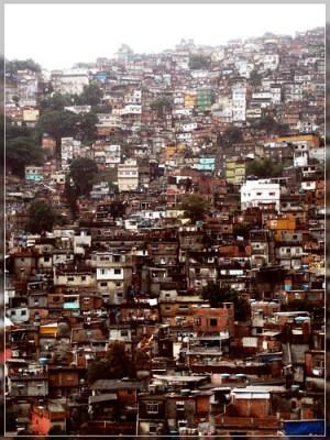 Favela Rocinha Rio de Janeiro