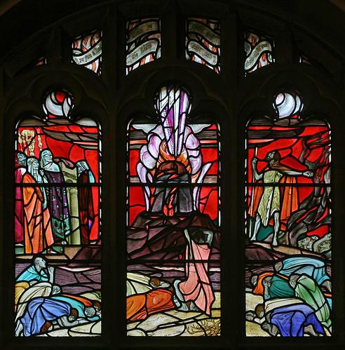 Elijah, Westminster College, Cambridge by TheRevSteve