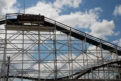 Coaster Thrill Ride #11
