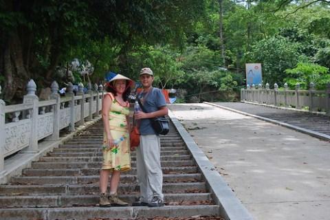 Vero i Pau en Vietnam