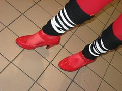 My dancing feet