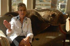Sarah Palin - Dead Grizzly