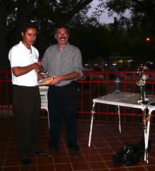 Yazmany Garcia del Tec Carbonifera, Cuarto Lugar