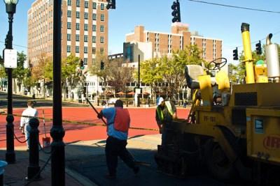 Street Renovation in 5 Points