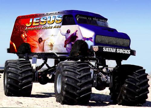 JesusTruck
