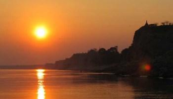 Irrawaddy-morning
