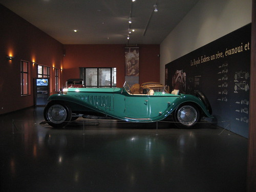 Bugatti Royal im Schlumpf Museum