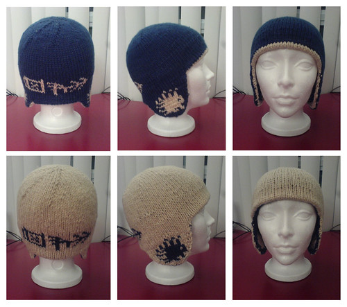 amagi double knit hat