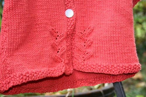 Sophie's Provence Cardigan 003