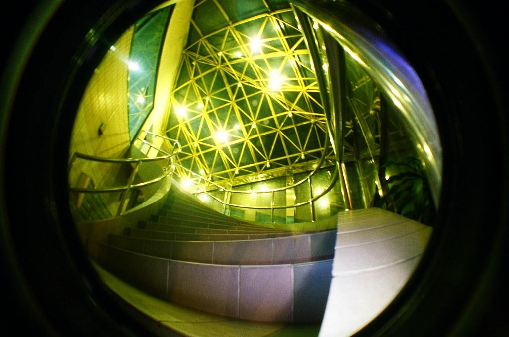 Fisheye2 - Staircase
