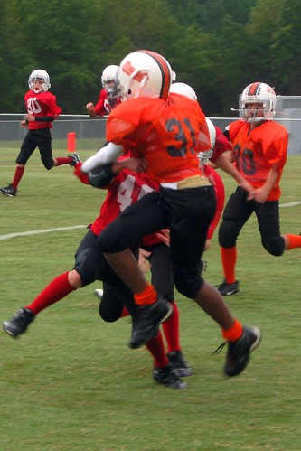 Getting a Tackle