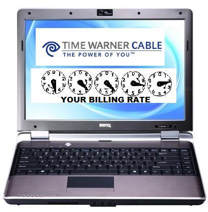 Metered Billing for Internet Service