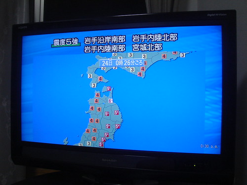 Earthquake News Report