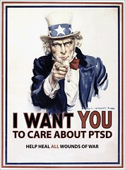 I Want YOU to Care About PTSD