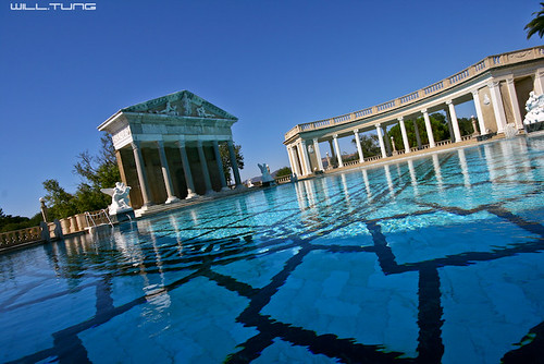 Neptune Pool @ Hearst Castle