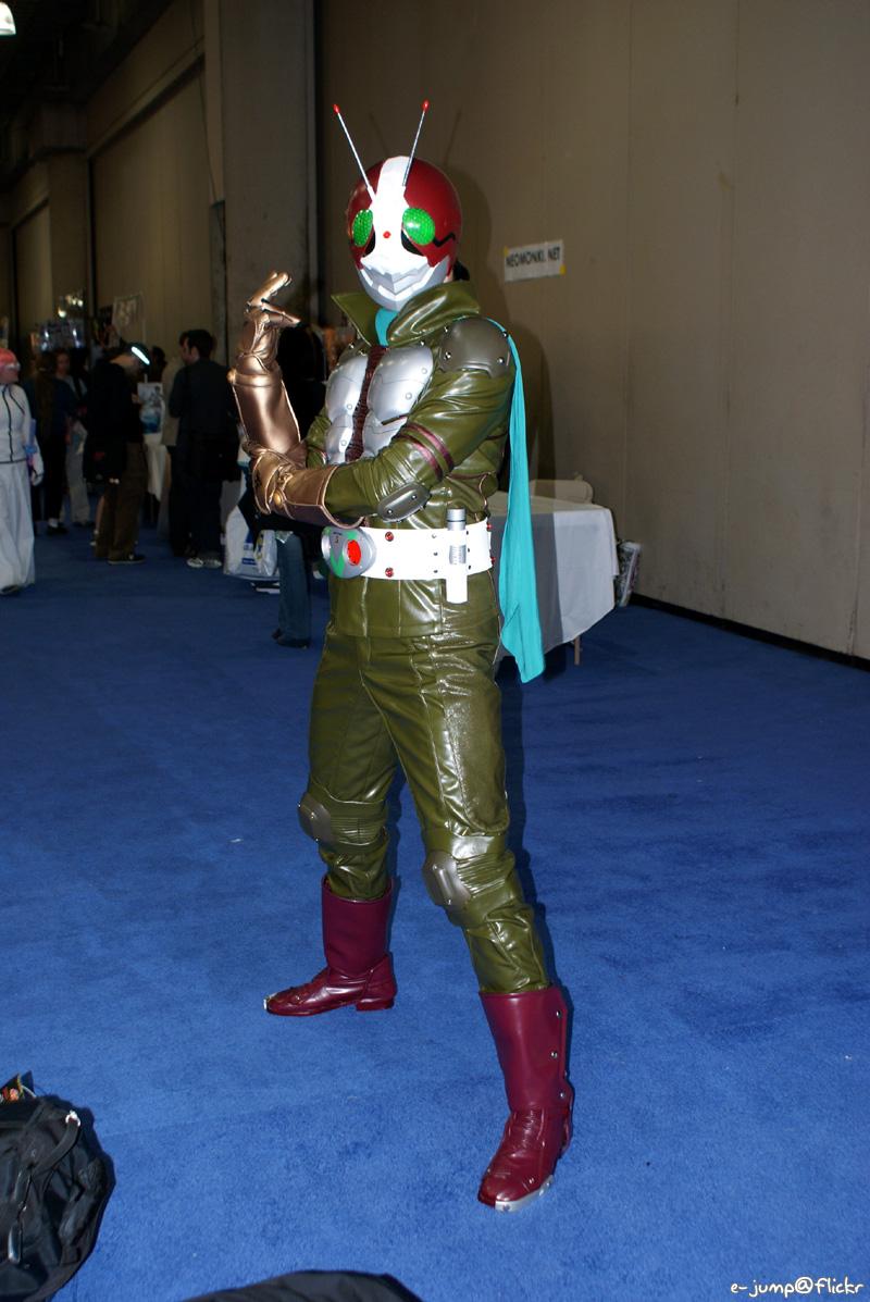 Gaban? Kamen Rider? Cant remember