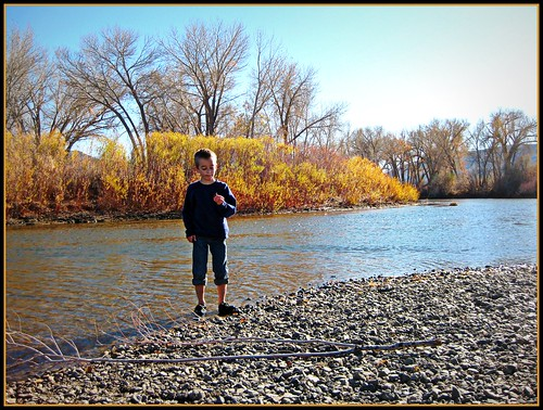 Break at the Carson River
