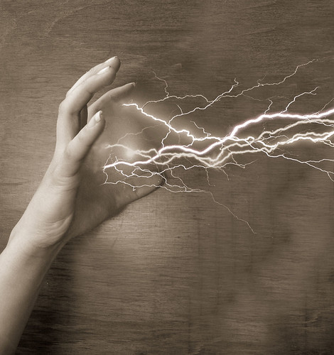 touch lightning