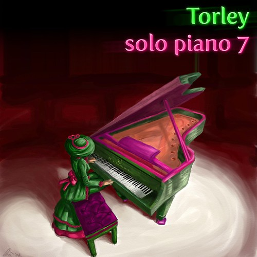 solo piano 7 cover art