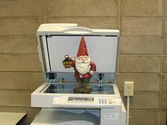 Gnome at Photocopier