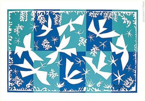 Matisse - Polynesie, le ciel