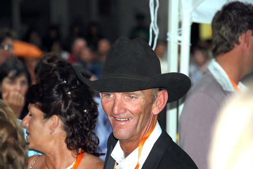 El señor del sombrero. Grande!
