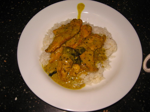 South Indian CHicken
