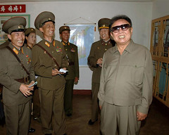 Kim Jong-il bring happiness into our blogs