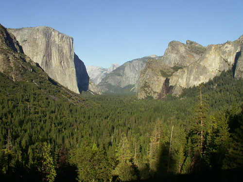 Tunnel View Point