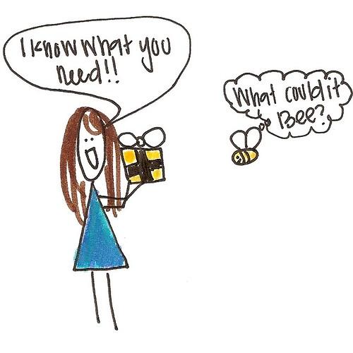 Sad Bee 3