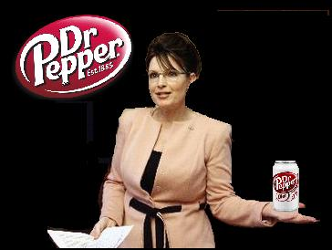 Palin Product Endorsement