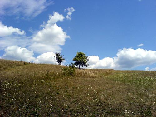 Hill in Aggtelek