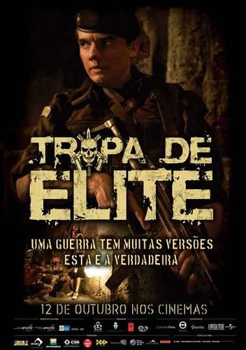 Tropa de Elite by anasalome21