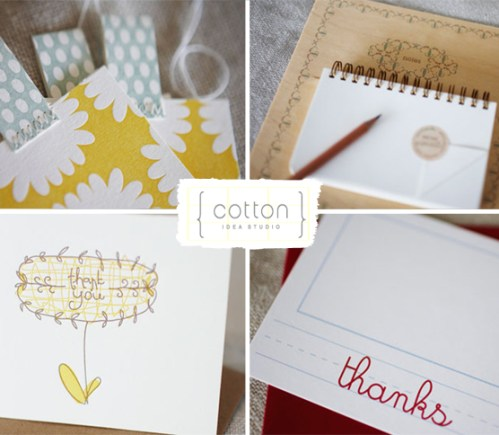 Cotton Idea Studio - 50% off