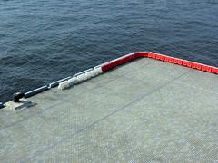 Boarding / Landing deck
