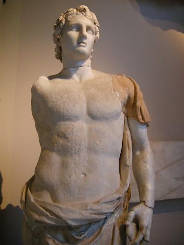 Büyük İskender... Great Alexander...İstanbul Arkeoloji Müzesi... Istanbul Archaeology Museums by arkeolog59.