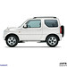 Suzuki Jimny (2) by Peer Lawther
