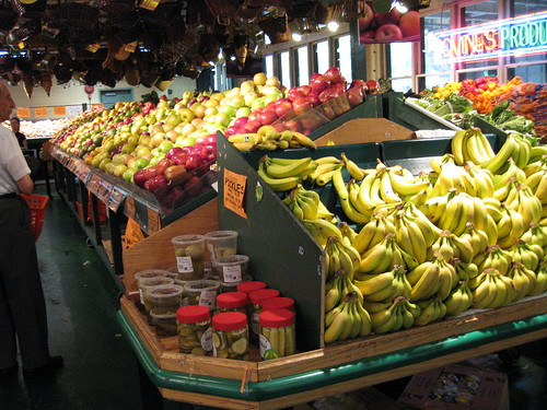 Fresh Produce, Reading Terminal Market