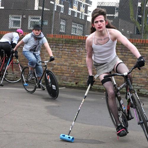 london bike polo