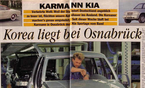 Karmann Kia AutoBild