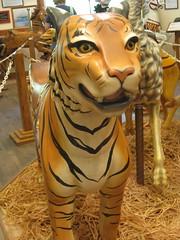 Tiger Carousel Ride