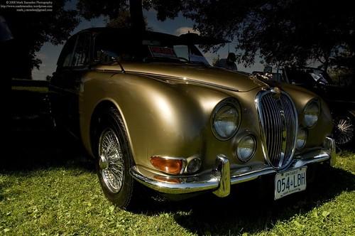 1964 Jaguar S-type 3.8s Front