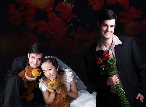 Wedding Photo Album 16